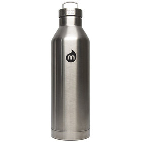 MIZU V8 Insulated Bottle with Stainless Steel Cap 750ml, stainless